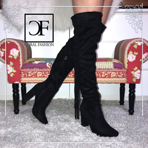 overknee stiefel 10cm