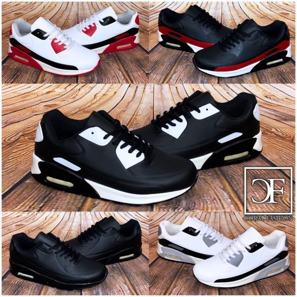 FLASH Print HERREN New Style LUFT Sportschuhe / Sneakers in 5 Farben
