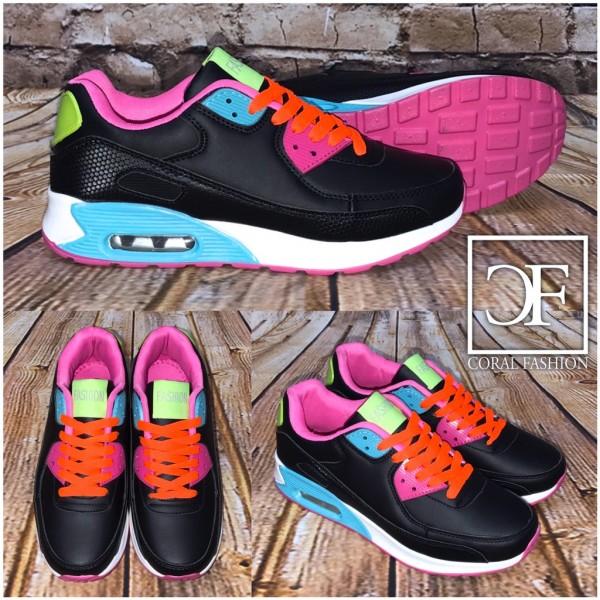 MULTI Color LUFT Sportschuhe / Sneakers