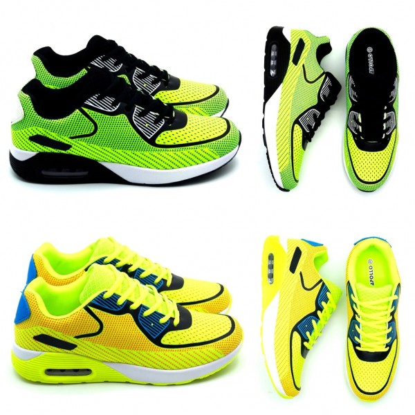 SPACIGE HERREN New Style LUFT Sportschuhe / Sneakers
