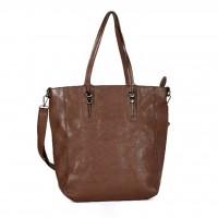 FLORA & CO Paris Handtasche TAUPE (7002)