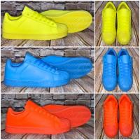 "ANGEBOT - Flache Unisex LOW CUT ""Color"" Sportschuhe / Sneakers"
