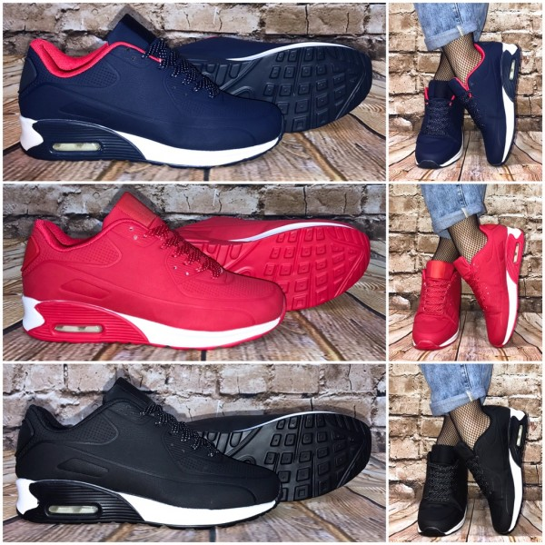 """PRINT"" LUFT Sportschuhe / Sneakers + extra Schnürsenkel"
