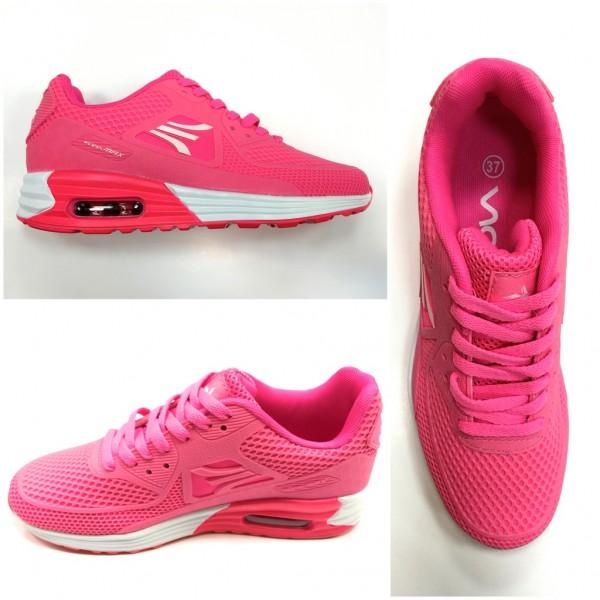 New LOOK LUFT Sportschuhe / Sneakers PINK