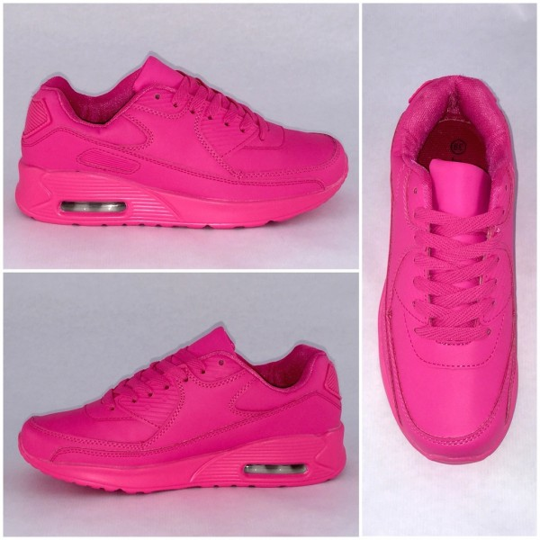 NEW LUFT Sportschuhe / Sneakers PINK