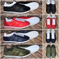 Super bequeme Herren STRIPE Sportschuhe / Sneakers