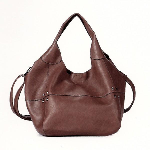 FLORA & CO Paris Handtasche TAUPE (9964)