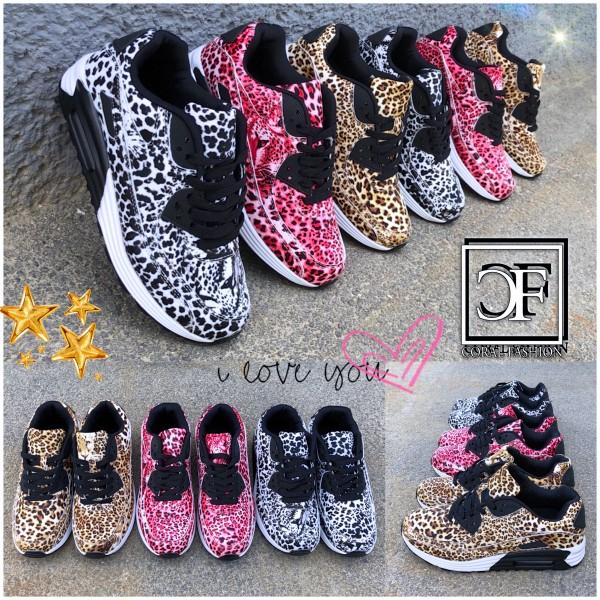 LEOPARDEN New Style LUFT Sportschuhe / Sneakers