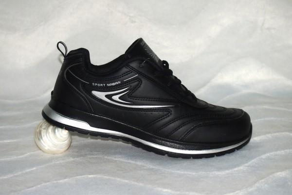 Damen Sneakers Schwarz