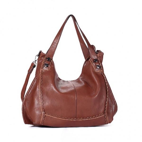 FLORA & CO Paris Handtasche KUPFER (7029)