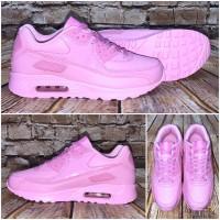 Bequeme AIR Sportschuhe / Sneakers ROSA