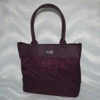 CALVIN KLEIN Handtasche / Shopper Weinrot