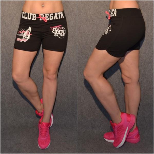 Lässige CLUB REGATTA Jersey Hot Pants / Shorts