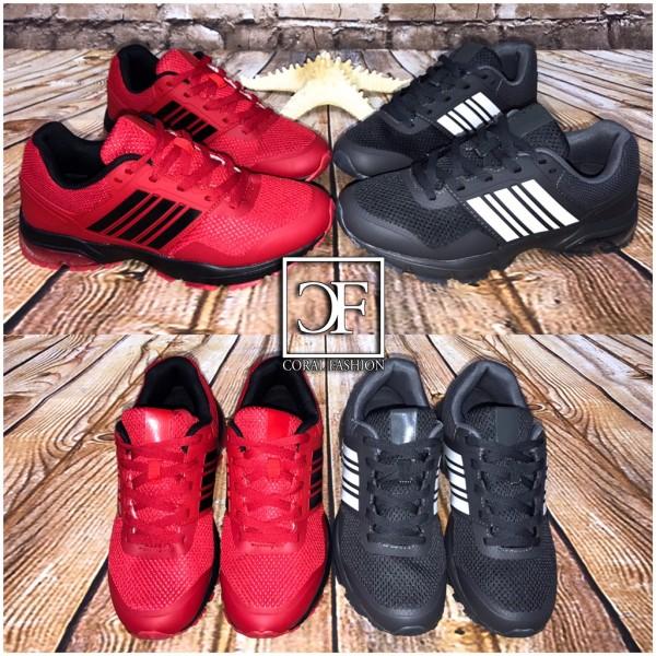 Wow STRIPE HERREN / Unisex LUFT Sportschuhe / Sneakers