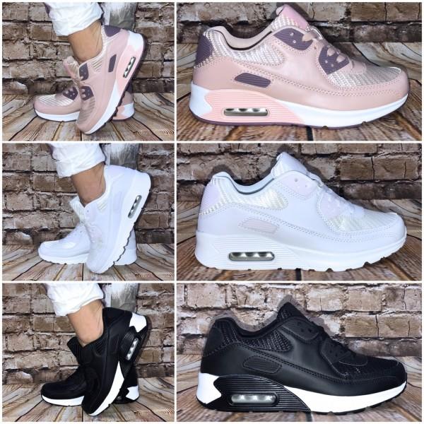 NEW Design LUFT Sportschuhe / Sneakers in 3 Farben