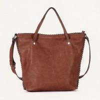 FLORA & CO Paris Handtasche TAUPE (9926)