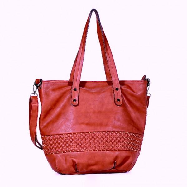FLORA & CO Paris Handtasche ROT (7017)
