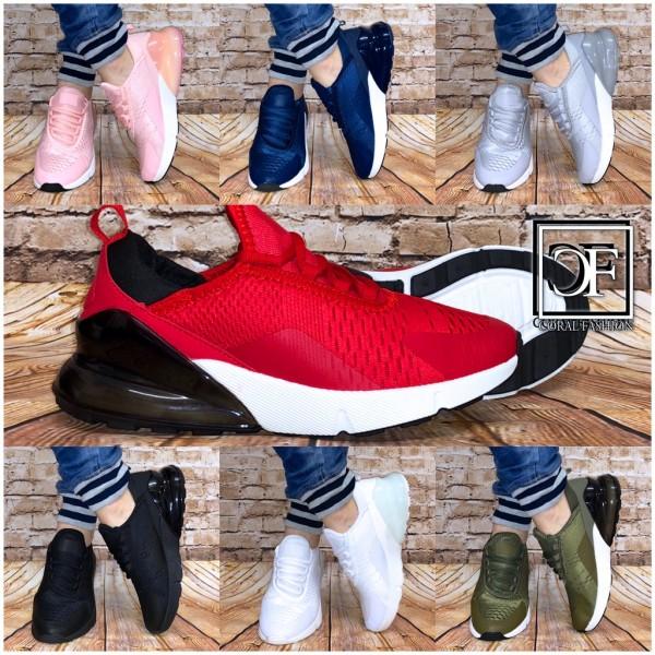 Damen Knitted BACK XL LUFT Fashion Sneakers Sportschuhe