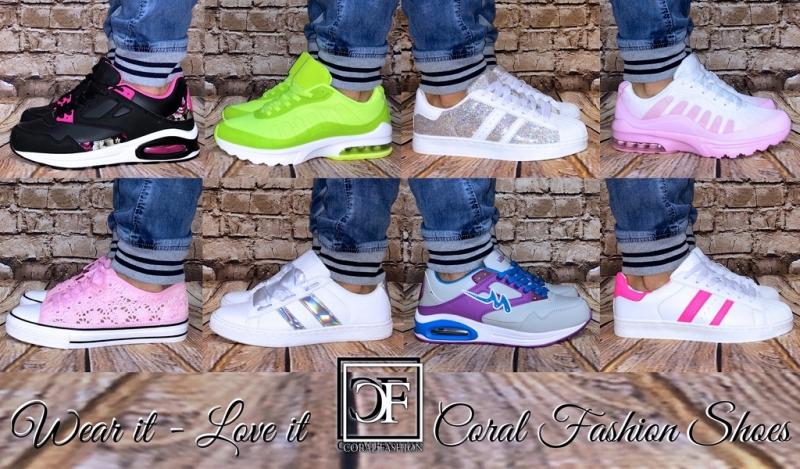 info for 44d0b 15f6d Preiswerte junge Mode & Schuhe im CORAL FASHION Onlineshop ...