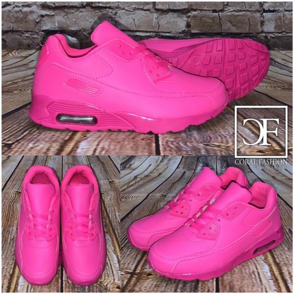 Bequeme LUFT Sportschuhe / Sneakers PINK