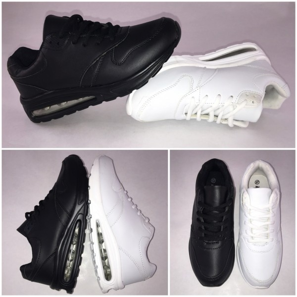 """New XL """"double"""" LUFT Sportschuhe / Sneakers one COLOR"""