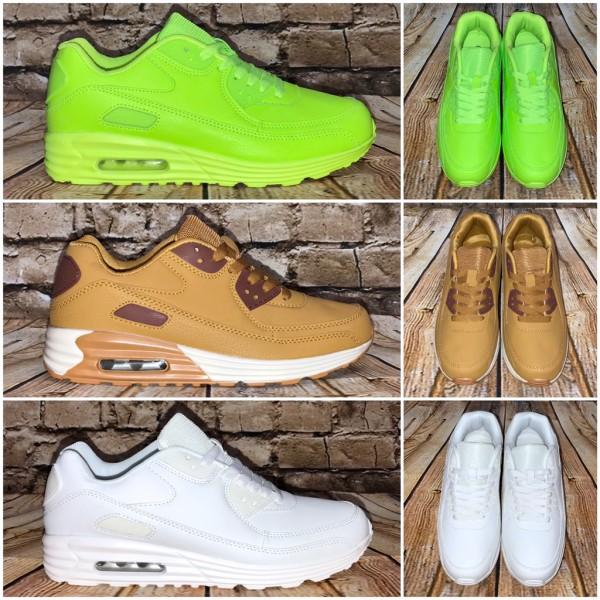 New Style HERREN LUFT Sportschuhe / Sneakers