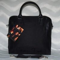 SEAN SOHN Business Tasche / Handtasche Schwarz