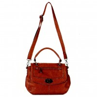 NANUCCI Paris Handtasche WEINROT (7647)