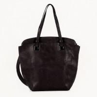 FLORA & CO Paris Handtasche SCHWARZ (9919)