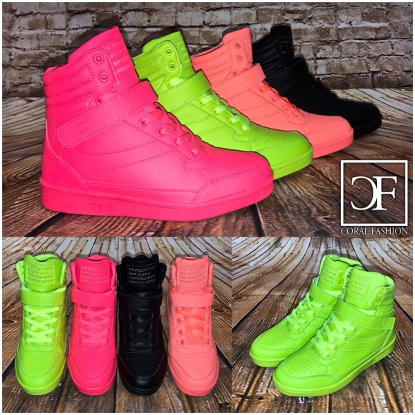 Coole Highcut COLOR Sportschuhe / Sneakers
