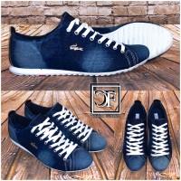 HERREN Schuhe / Sneakers / Sportschuhe DENIM Jeans BLAU Kroko