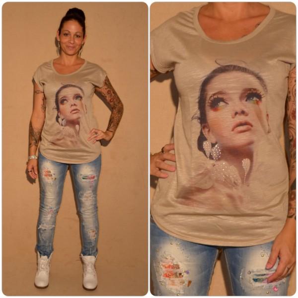 Stylisches Shirt Modell: Make Up LADY BRAUN