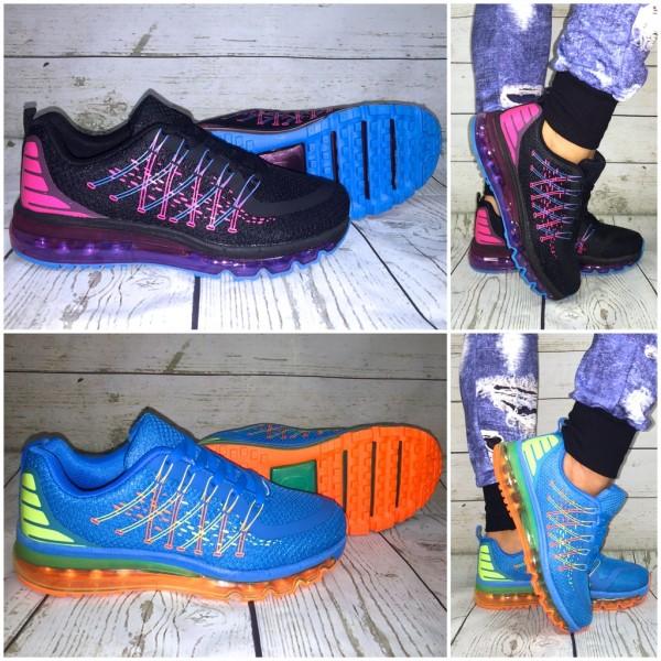 New FULL all around LUFT Sportschuhe / Sneakers