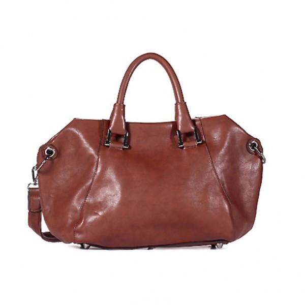 FLORA & CO Paris Handtasche KUPFER (7023)