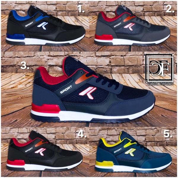 Damen / Kinder Color Sportschuhe / Sneakers in 5 Farben
