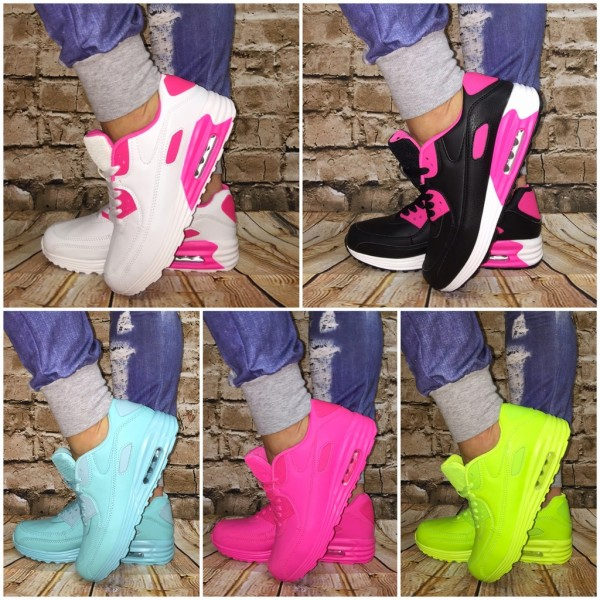 Bequeme NEW LUFT Sportschuhe / Sneakers