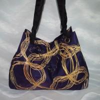 VERA WANG Princess Handtasche / Shopper Lila