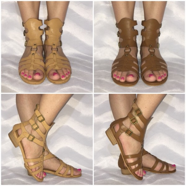 RÖMER Sandaletten mit Fersenzipp