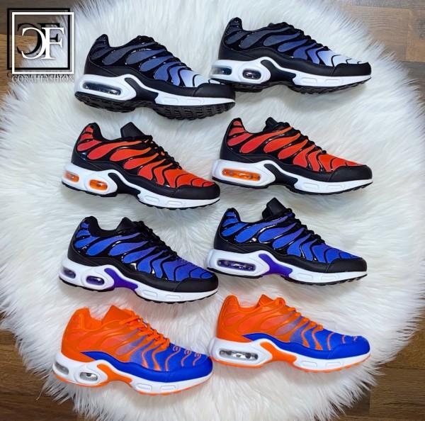 Herren Unisex DOUBLE Zebra LUFT Sportschuhe / Sneakers 4 Farben