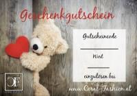 CORAL FASHION Geschenk GUTSCHEIN