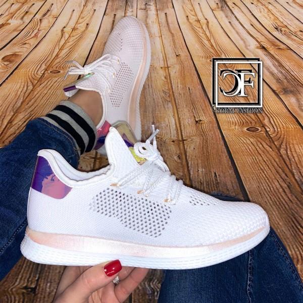 Damen Knitted HOLO Sportschuhe Sneakers SUPER LIGHT