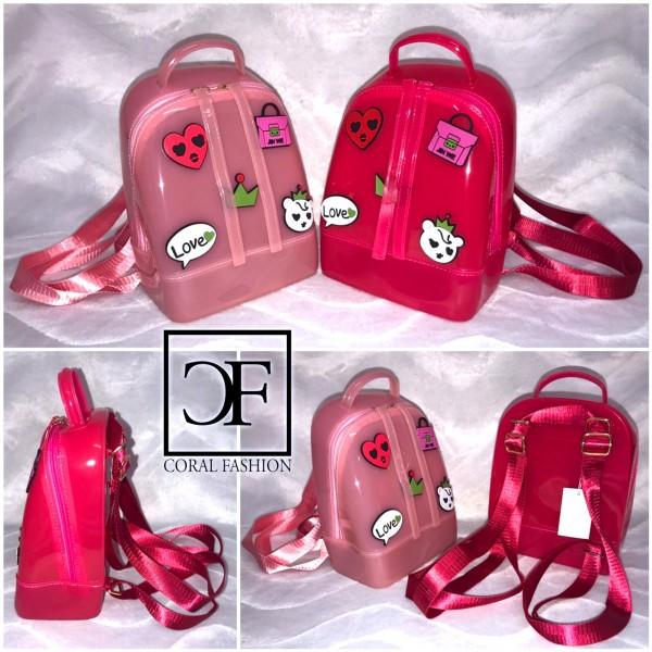 Cooler Silikon / Jelly TREND Rucksack Backpack Tasche