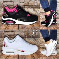 New FLOWER / Blumen DOUBLE AIR Sportschuhe / Sneakers