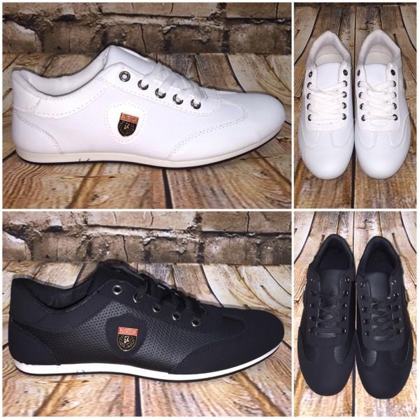 """Sportlich Elegante HERREN Schuhe / Sneakers """"FASHION"""""""