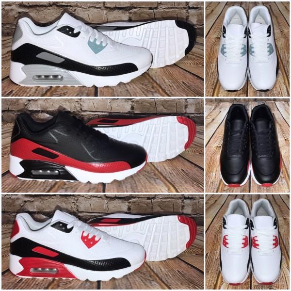 FLASH Print HERREN New Style LUFT Sportschuhe / Sneakers
