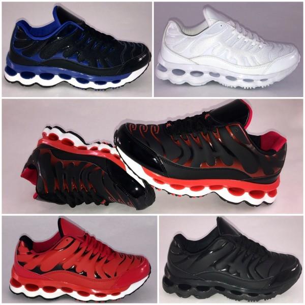 HERREN New BUBBLE Style Sportschuhe / Sneakers