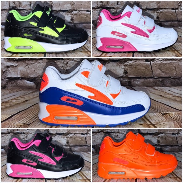 KINDER New Style LUFT Sportschuhe / Sneakers