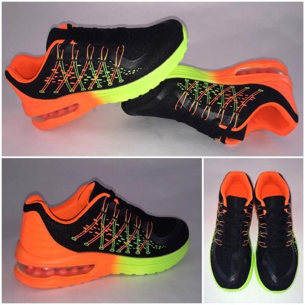 Coole 2 Color HERREN LUFT Sportschuhe / Sneakers