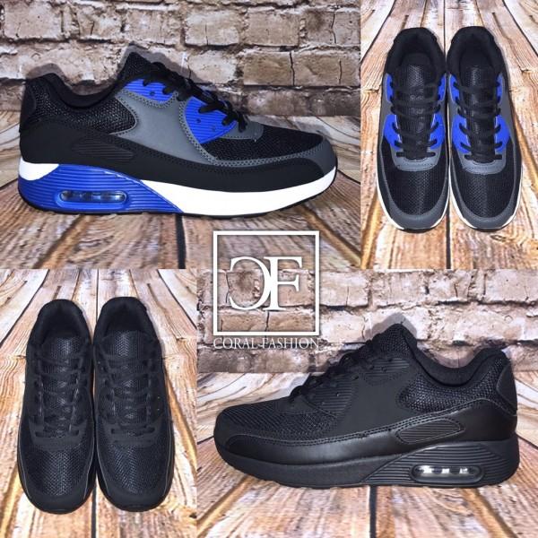 Bequeme LUFT Sportschuhe / Sneakers in 2 Farben