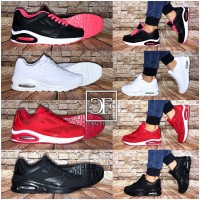New BASIC DOUBLE AIR Sportschuhe / Sneakers in 4 Farben